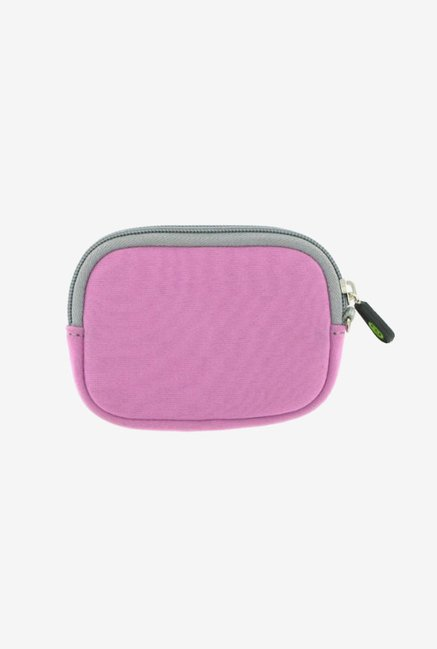 rooCASE Sleeve Case for Nikon Coolpix S3000 (Lilac)