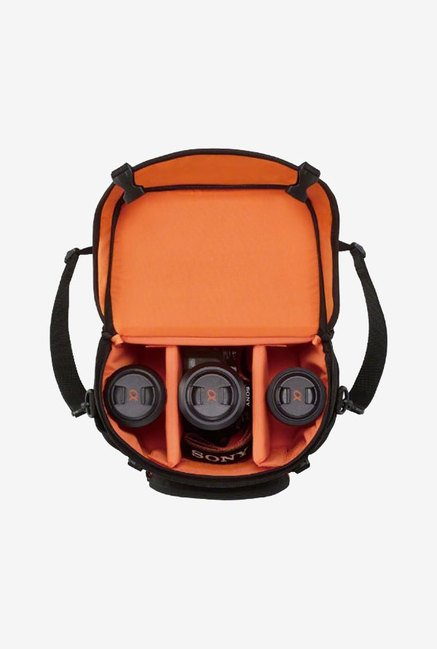 Sony LCS-SC8 Lightweight System Case for Alpha DSLR Camera