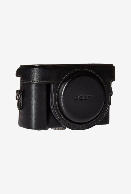 Sony LCJ-HN/B Jacket Case for Cyber-shot HX50/HX50V (Black)