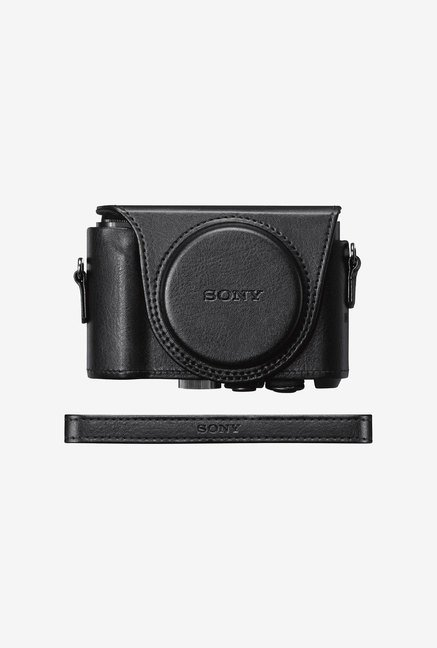 Sony LCJHWA/B Jacket Case (Black)