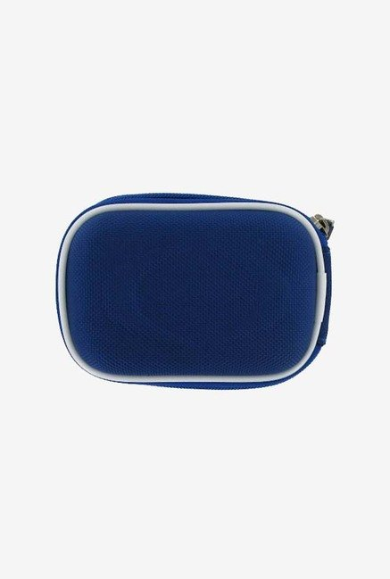 rooCASE Carrying Case for Canon PowerShot A2200 (Blue)