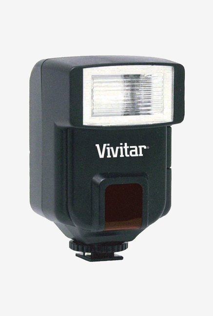 Vivitar VIVDF183CAN Slr Flash For Canon (Black)