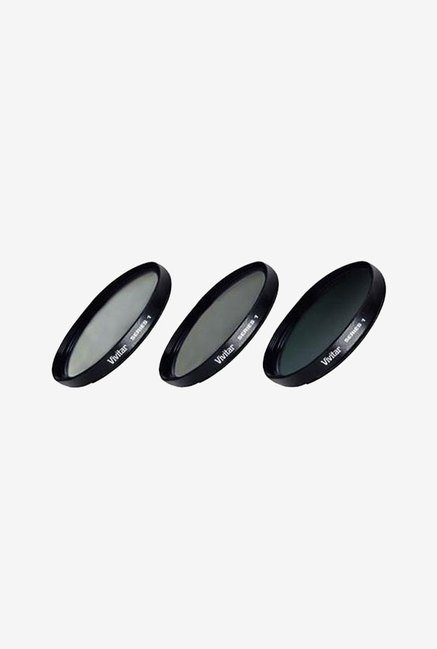 Vivitar Viv-Fknd-52 Multi-Coated Hd Pro Filter (Black)