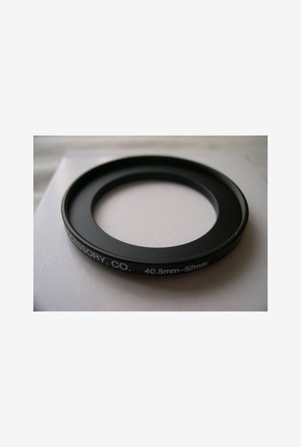 HeavyStar Dedicated Step-Up Ring 40.5mm to 52mm (Black)
