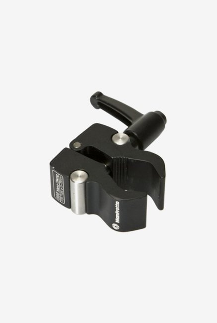 Manfrotto 386B Nano Clamp (Black)
