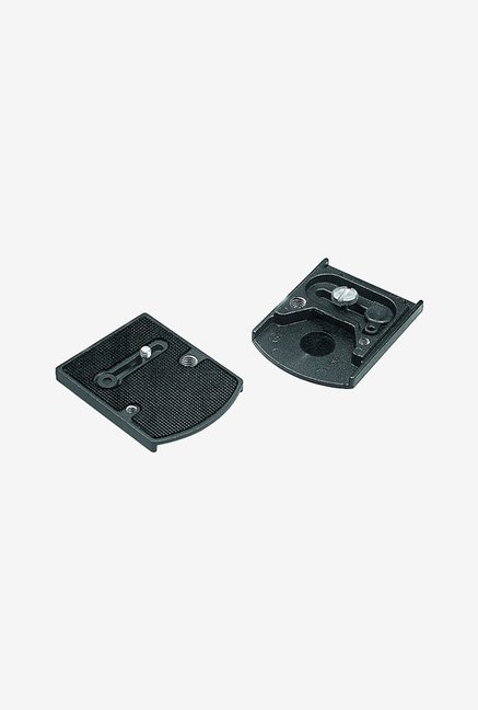Manfrotto 410PL Quick Release Plate (Black)