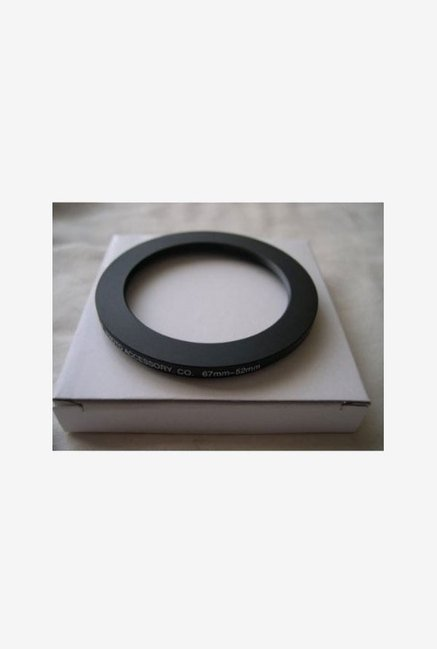 HeavyStar Dedicated Step-Down Ring 67mm to 52mm (Black)