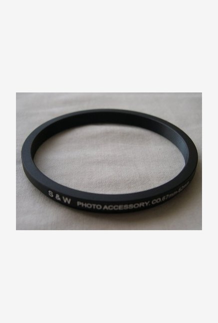 HeavyStar Dedicated Step-Down Ring 67mm to 62mm (Black)