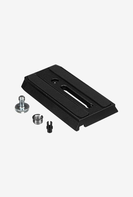 Manfrotto Rapid Connect Sliding Plate (Black)