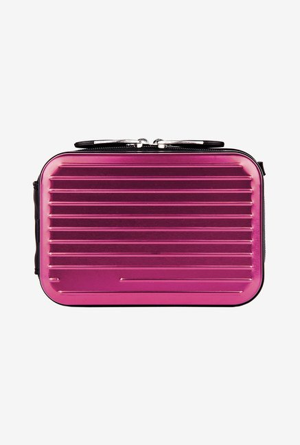 Pascal Camera Case With Removable Carabiner (Pink)