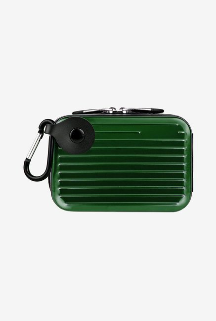 Pascal Camera Case With Removable Carabiner (Green)