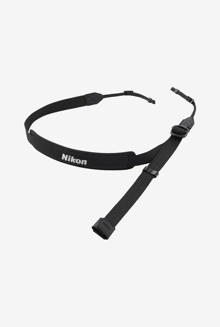 Nikon AN-N6000 Water-Resistant Neck Strap (Black)