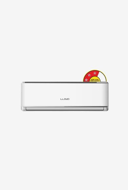 Lloyd LS19AA3 1.5 Ton 3 Star (BEE Rating 2017) Split AC (White)