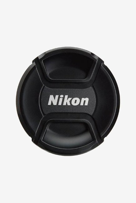 Nikon 62mm Snap-On Lens Cap (Black)