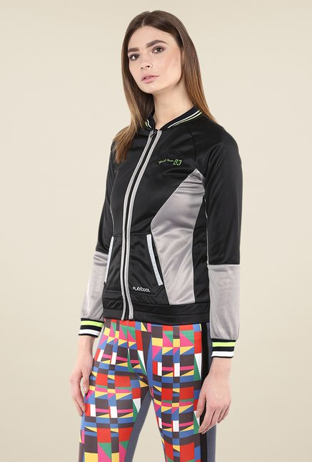Yepme Black Kornelia Solid Jacket