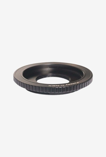 Fotasy NAC Lens Mount Camera Adapter (Black)