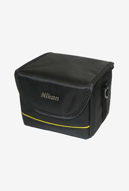 Nikon Coolpix Grey Fabric Cas (Black)