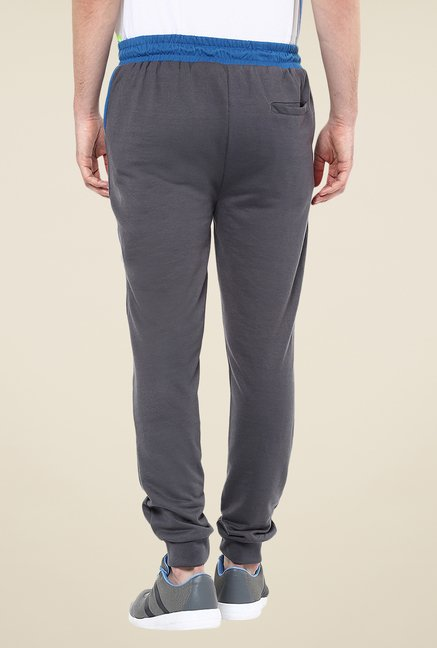 Yepme Dark Grey Tryoon Trackpant