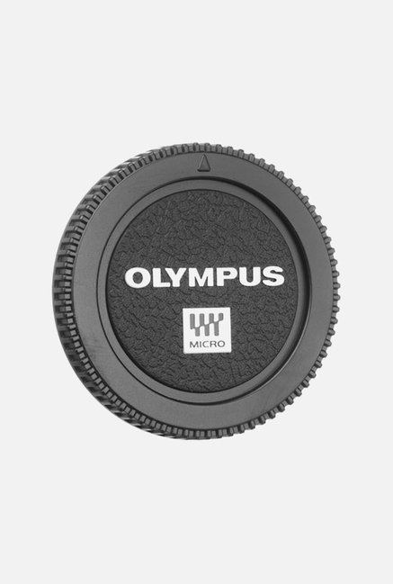 Olympus Bc-2 Body Cap for Digital Cameras (Black)