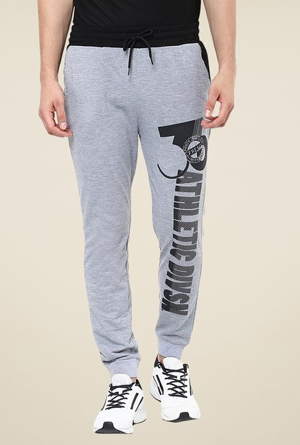 Yepme Light Grey Tryoon Trackpant