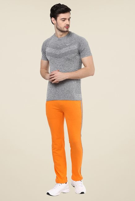 Yepme Orange Walfred Trackpant