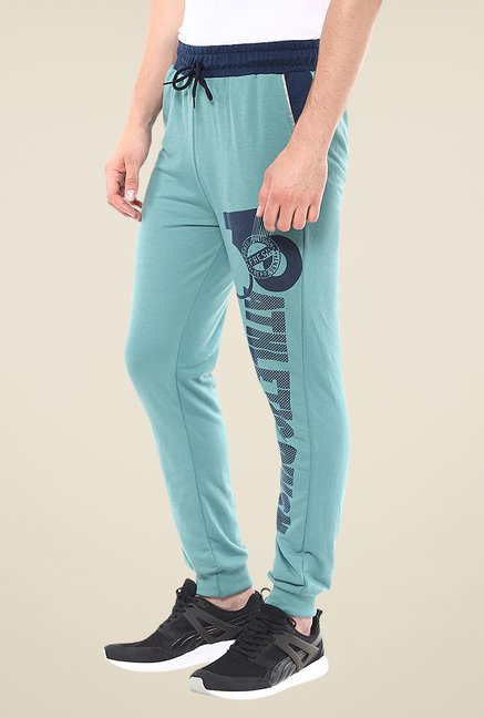 Yepme Light Blue Tryoon Trackpant
