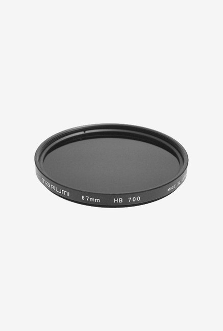 Marumi IR 67mm Filter Infrared 700HB 700nm 700 (Black)