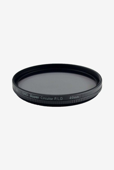 Marumi 49mm Super Dhg Mc Cpl Pl.D Slim Thin Filter (Black)