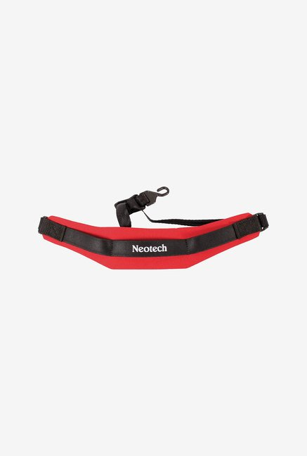 Neotech 1902002 Open Hook Soft Sax Strap Regular (Red)