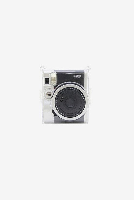 Caiul Transparent Fuji Mini Case For Fujifilm Instax Mini 90 Case