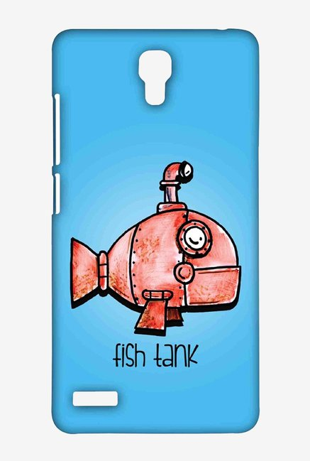 Kritzels Fish Tank Case for Xiaomi Redmi Note 4G