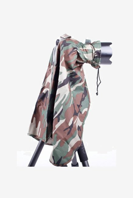Matin M7092 Digital SLR Camera Rain Cover (Camo)