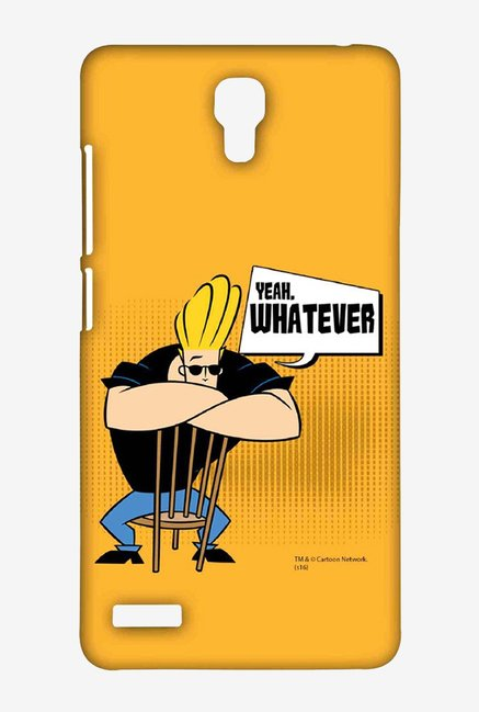 Johnny Bravo Yeah Whatever Case for Xiaomi Redmi Note 4G