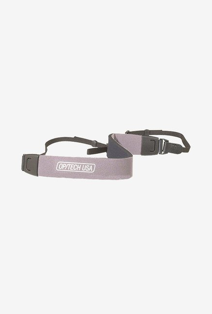 Op/Tech Usa 1611412 Fashion Strap - Bino (Steel)