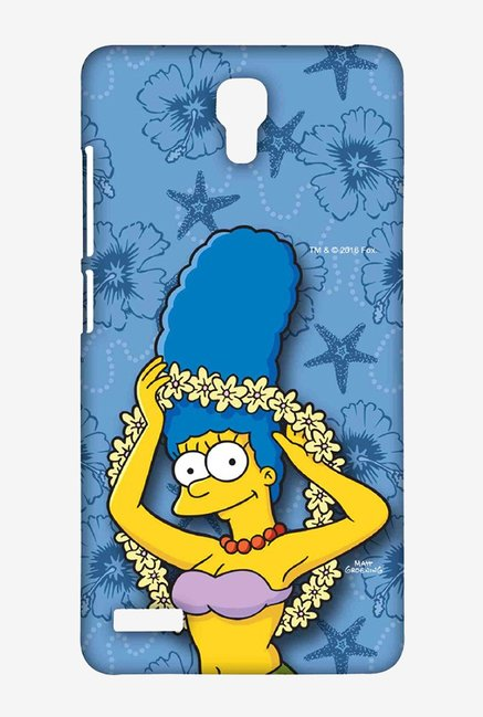 Simpsons Marge Hawaii Case for Xiaomi Redmi Note 4G