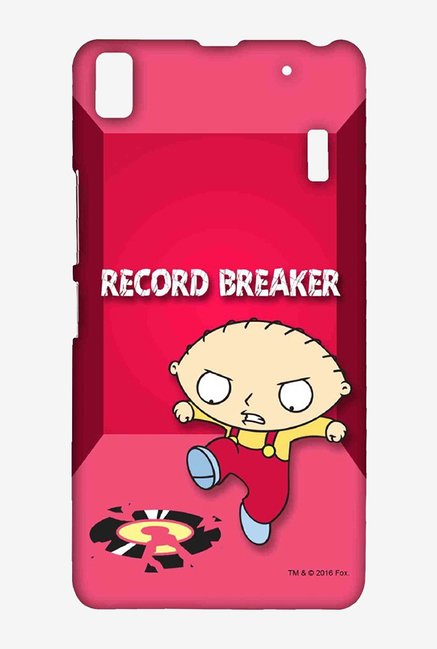 Family Guy Record Breaker Case for Lenovo A7000