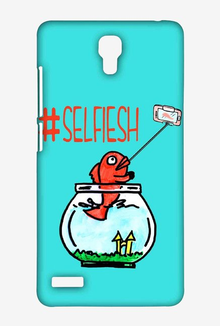 Kritzels Selfiesh Case for Xiaomi Redmi Note 4G