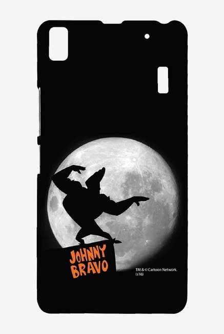 Johnny Bravo On The Moon Case for Lenovo A7000