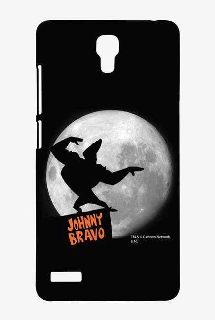 Johnny Bravo On The Moon Case for Xiaomi Redmi Note 4G