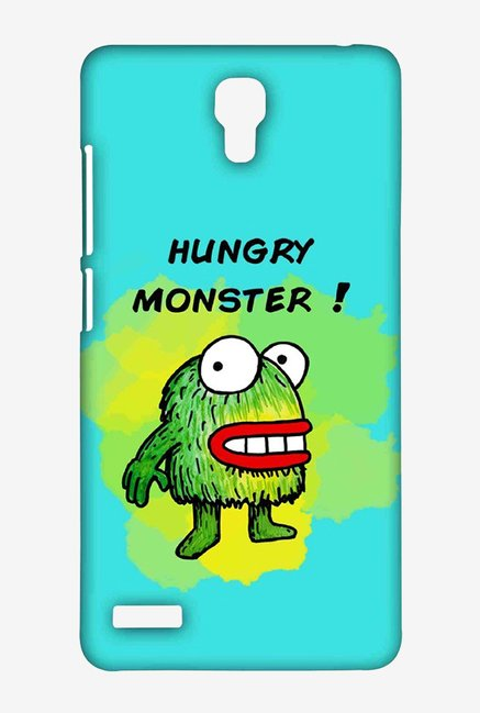Kritzels Hungry Monster Case for Xiaomi Redmi Note 4G