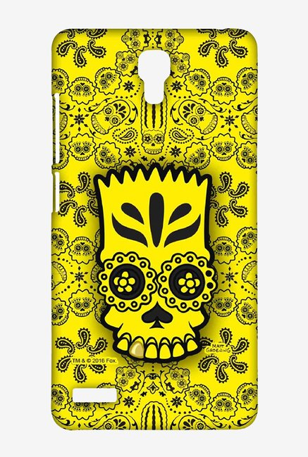 Simpsons Celtic Bart Case for Xiaomi Redmi Note Prime