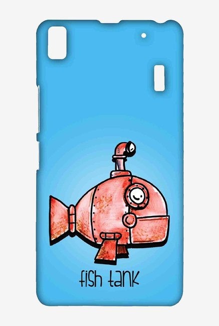 Kritzels Fish Tank Case for Lenovo A7000