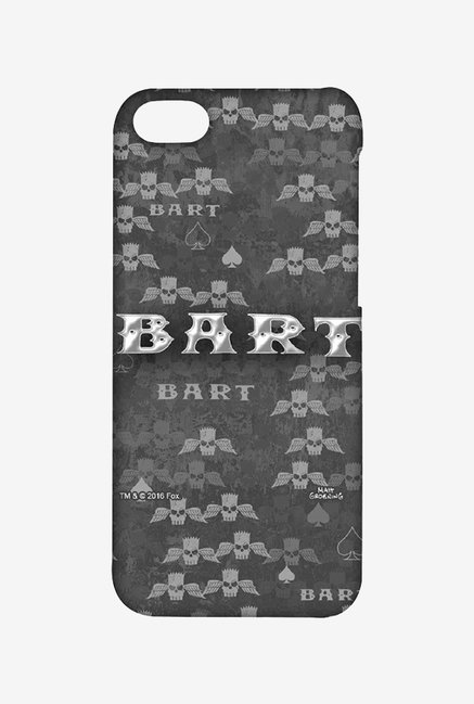 Simpsons Bart Wings Case for iPhone 5C