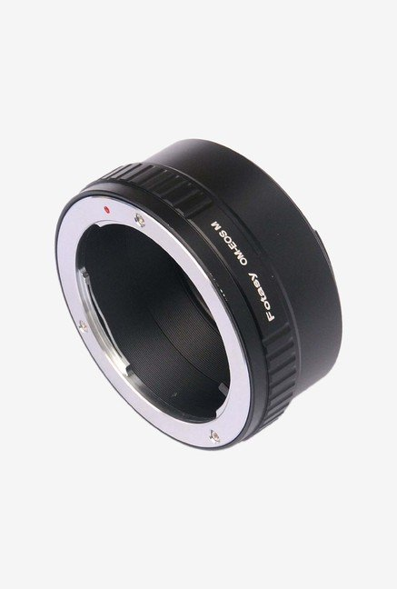 Fotasy AEMOM Olympus Lens Mount Camera Adapter (Black)