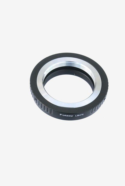Fotasy AF39 Adjustable Lens Mount Camera Adapter (Black)