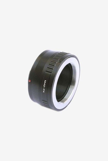 Fotasy AF42 Adjustable Mount Lens Camera Adapter (Black)