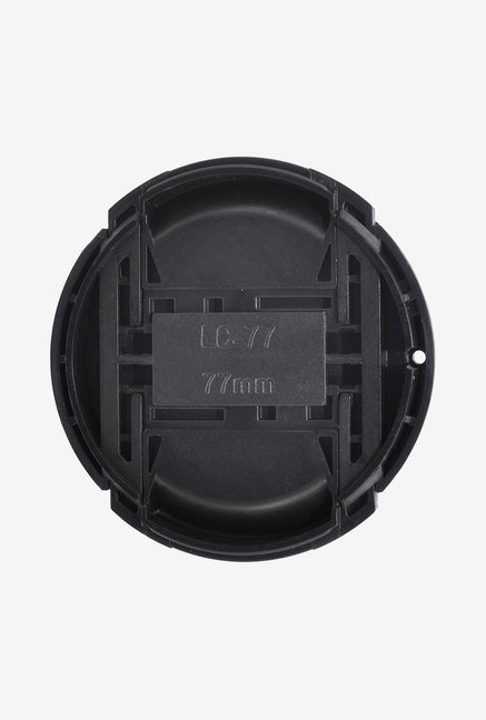 Xit Group 77 mm Snap On Lens Cap (Black)