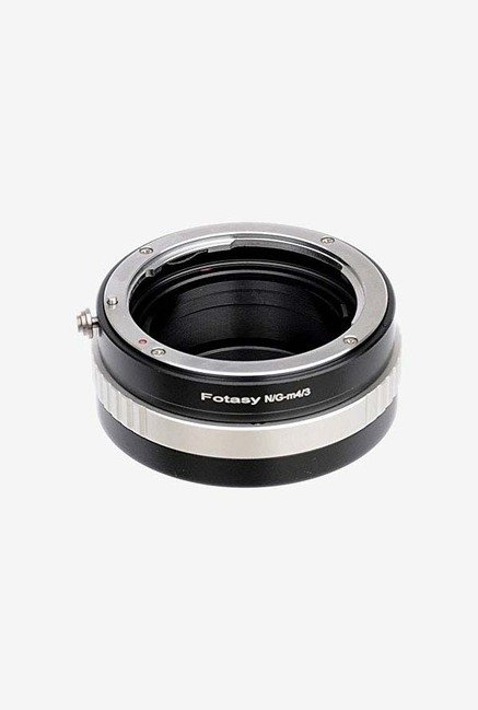 Fotasy AMNG Lens Mount Camera Adapter (Black)