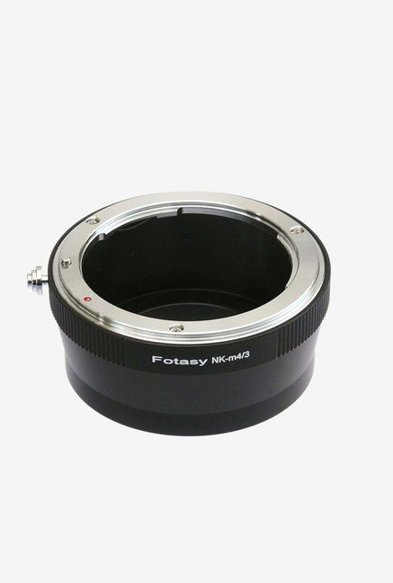 Fotasy AMNK Lens Mount Camera Adapter (Black)
