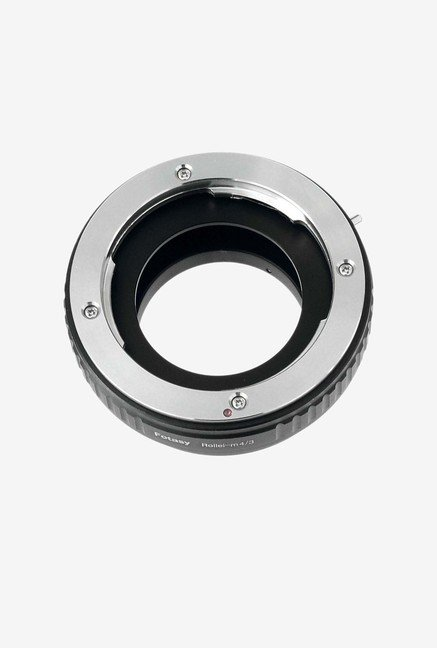 Fotasy AMRQ Lens Mount Camera Adapter (Black)